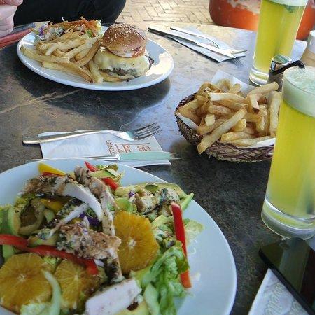 Cafe Clock: Chicken Salad