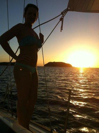 Surfari del Mar - Day Tours: amazing sunset