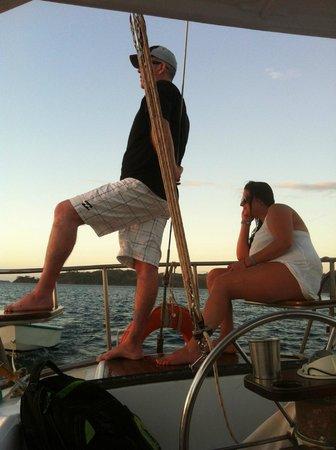 Surfari del Mar - Day Tours: enjoying sunset