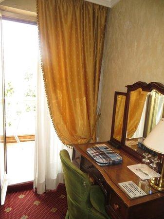 Siviglia Hotel : Toilette