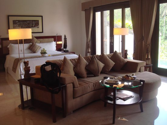 Viceroy Bali: Our beautiful room at Viceroy