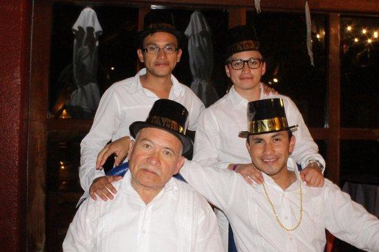 Grand Oasis Cancun: Año nuevo 2014