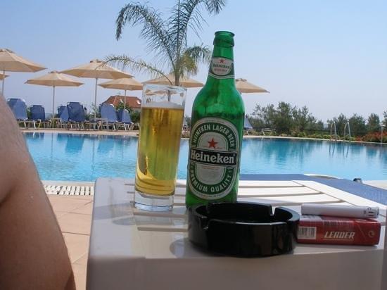 Colonides Beach Hotel: am Pool