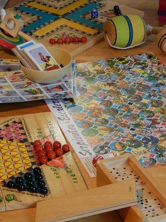 Disfruten De Juegos De Mesa Mexicanos Picture Of La Loteria Cafe