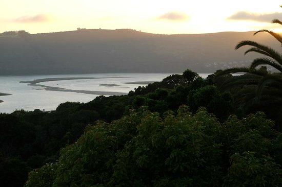 Villa Afrikana Guest Suites: Sunset