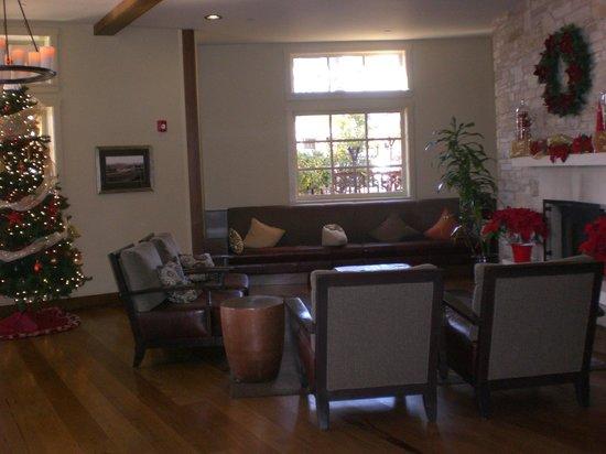 Casa Munras Garden Hotel & Spa : Lobby