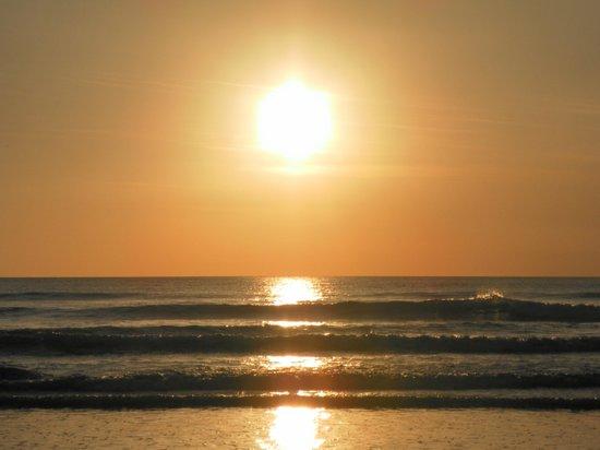 Barcelo Montelimar: Coucher de soleil superbe