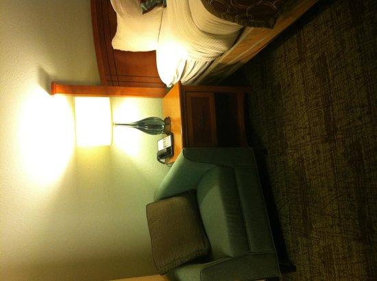 Staybridge Suites Jackson: By the bed...