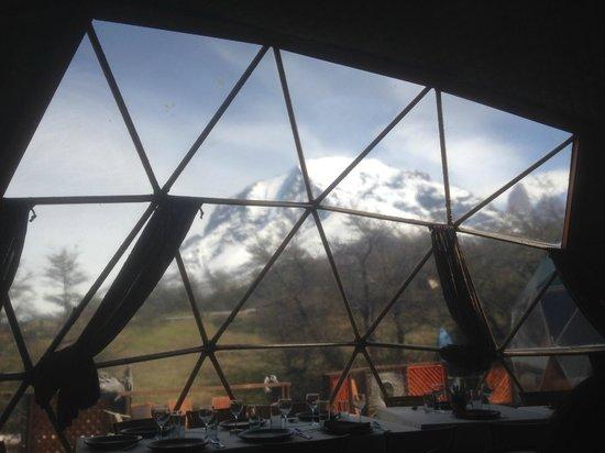 Ecocamp Patagonia: Monte Almirante Nieto