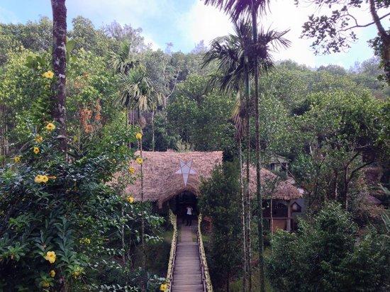 Shalimar Spice Garden - An Amritara Private Hideaway: Main entrance