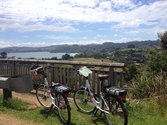 EcyclesNZ Bike Rentals: Great bikes and great views