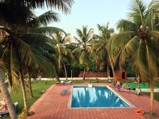 Hotel lawns picture of soma kerala palace chempu Resorts in kerala with swimming pool