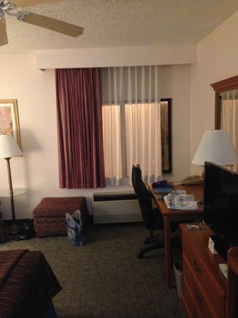 BEST WESTERN Ocala Park Centre : Room