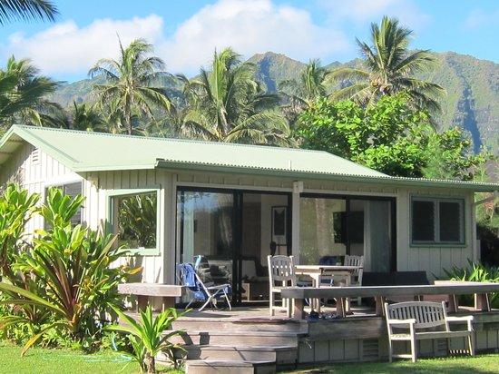 Hale Makai Cottages: Orchid cottage # 03