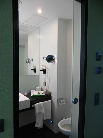 Holiday Inn Bern-Westside: Baño