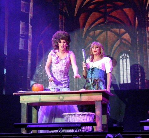Boulevard Show Bar: Rory & Betty @ Boulevard Newcastle - 3.1.14