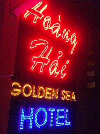 Hoang Hai (Golden Sea) Hotel: .