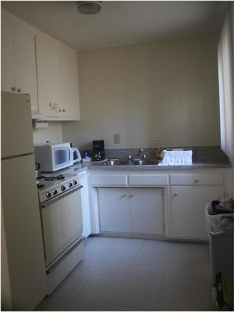 Hollywood Orchid Suites: Kitchen