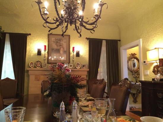 Casa Grandview: Dining room