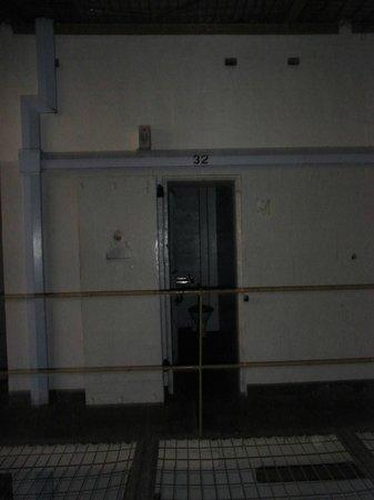 Maitland Gaol: Cell