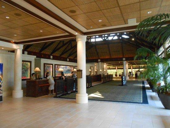 Loews Royal Pacific Resort at Universal Orlando : lobby