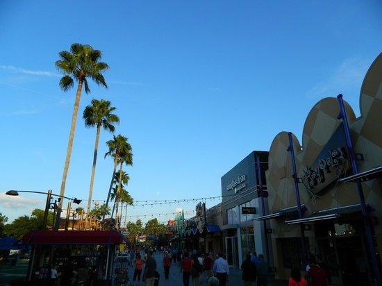 Disney Springs: Downtown