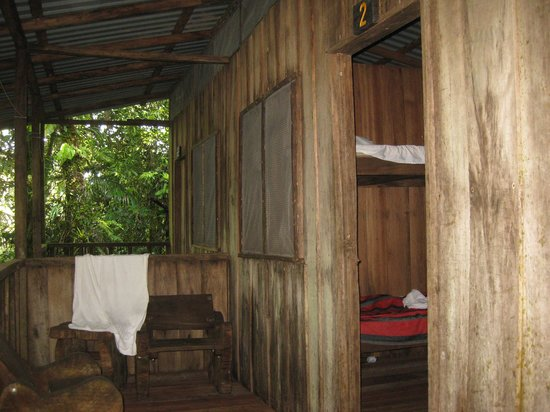 Rara Avis Rainforest Lodge & Reserve: Casitas