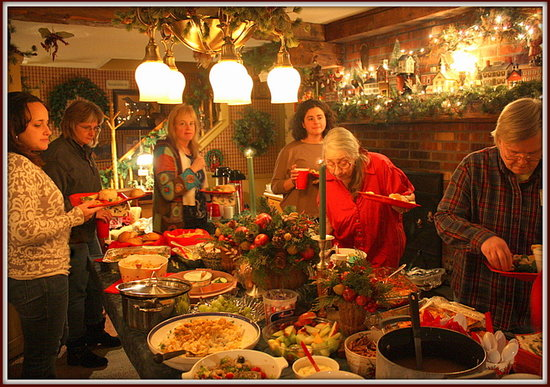 The Clarke House Bed & Breakfast : Holiday Parties at The Clarke House