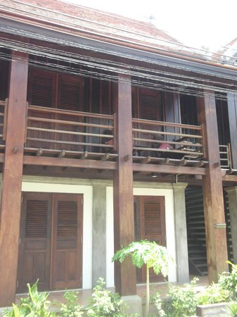Ancient Luangprabang Inn : .