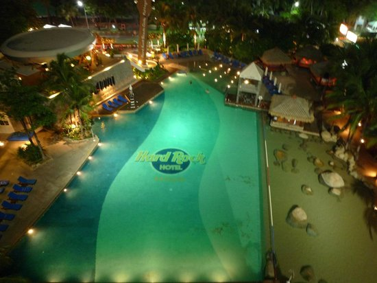 Hard Rock Hotel Pattaya : プール