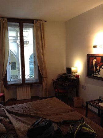 B&B Tourist House Ghiberti: comfortable bed and room