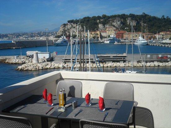 Restaurant Le Club Nautique De Nice