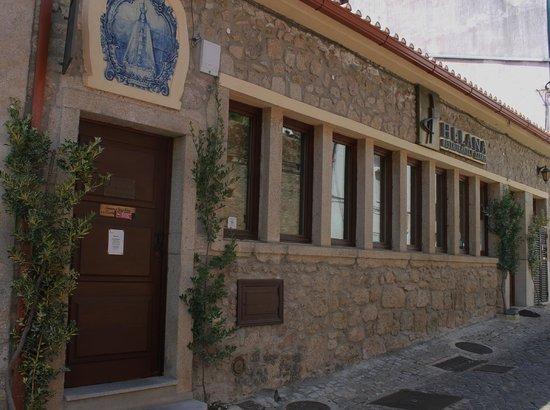 Idanha-a-Nova, Portugal: Fachada Helana-Restaurante