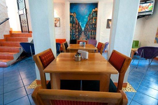Cafe Kracovia : Interior