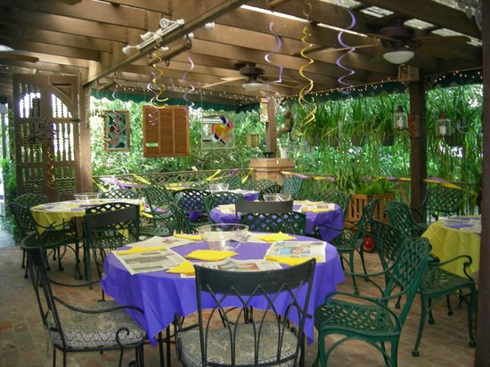 The Stockade Bed and Breakfast : Graduation Party