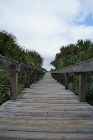 Lori Wilson Park Beach Access Ramp