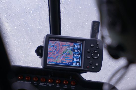 Southern Lakes Helicopters: GPS