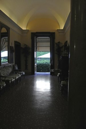 Villa Spalletti Trivelli : Entrance hall