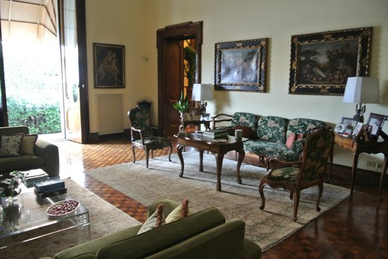 Villa Spalletti Trivelli: Reception room