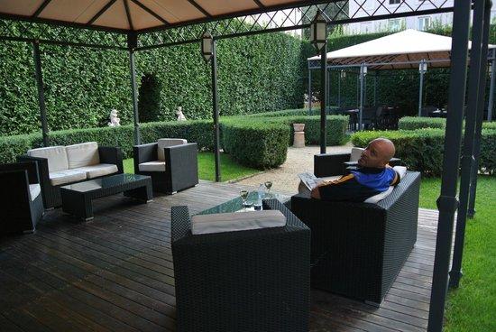 Villa Spalletti Trivelli : Garden