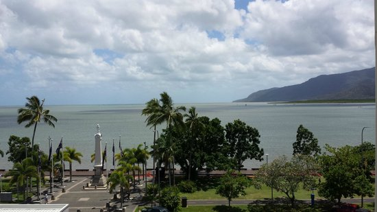Cairns Aquarius: View From Room