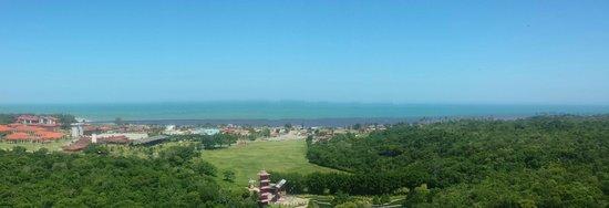 Centro de Turismo de Praia Formosa SESC: Vista do Mirante