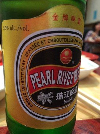 Shanghai Dumpling House: Great beer