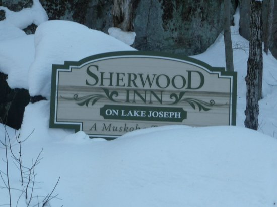 Sherwood Inn: Welcome : )