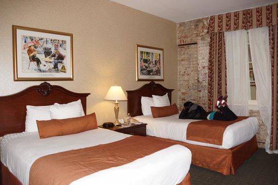 BEST WESTERN PLUS St. Christopher Hotel: Bedroom