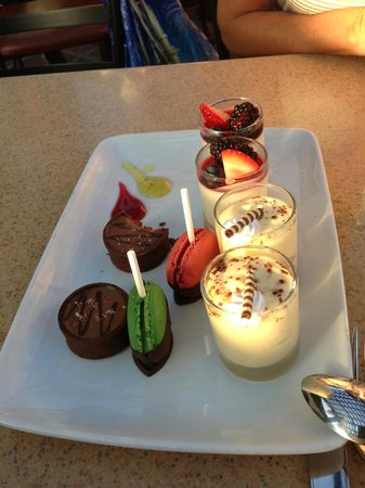 Wine Country Trattoria: The Dessert Course