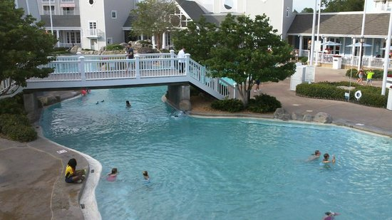 Disney's Beach Club Resort: Stormalong Bay
