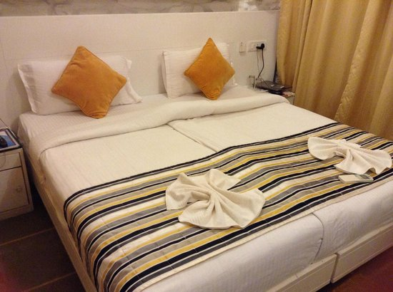 The Tamarind Hotel: Beddings are clean & comfortable