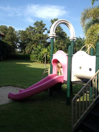 Laguna Holiday Club Phuket Resort : Playground