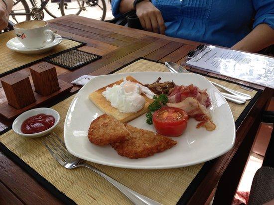 New Leaf Eatery : Breakfast